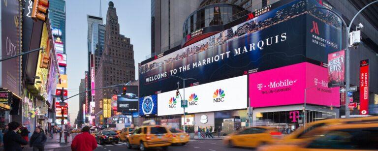 Marriott Marquis - NY